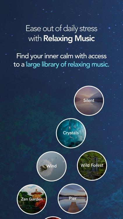 Meditopia: Sleep, Meditation screenshot-3