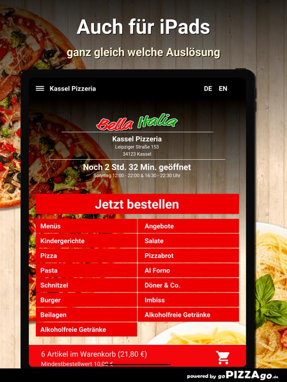 Kassel Pizzeria Kassel screenshot 7