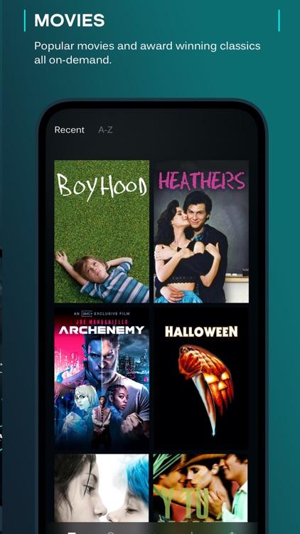 AMC+   TV Shows & Movies screenshot-3