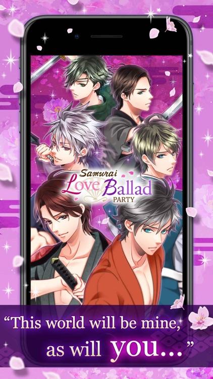 Samurai Love Ballad: PARTY screenshot-0