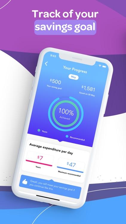 Moneyhero - Daily expenses screenshot-3