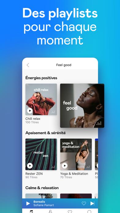 Deezer: Musique & Podcasts screenshot four