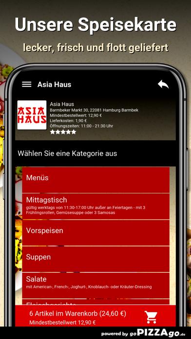 Asia Haus Hamburg Barmbek screenshot 4