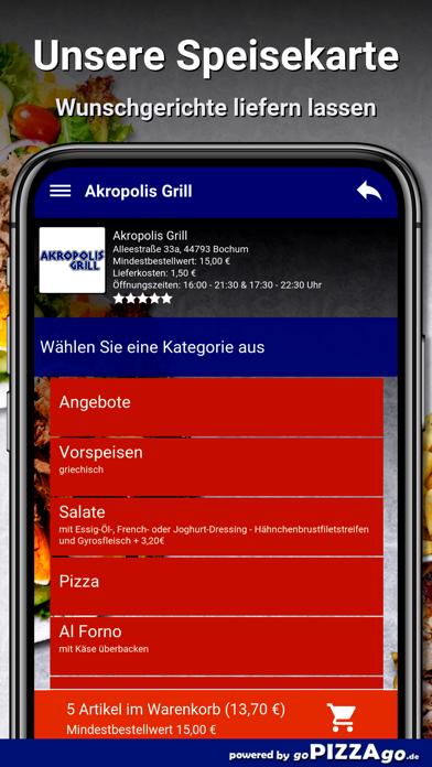 Akropolis Grill Bochum screenshot 6