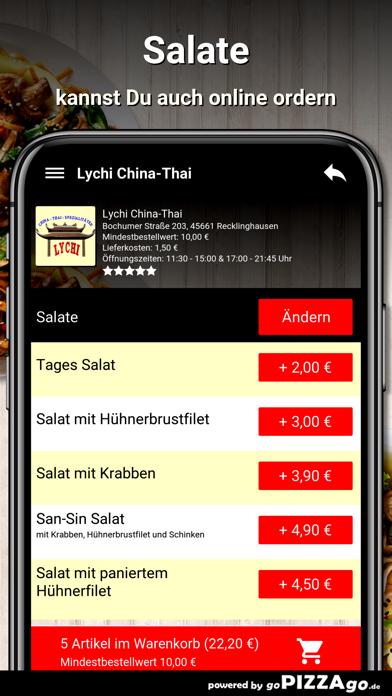 Lychi Recklinghausen screenshot 5