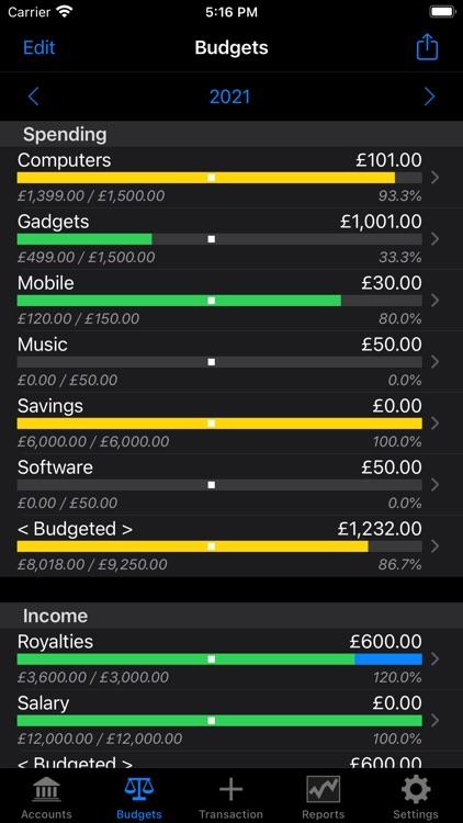 Account Tracker Pro screenshot-6