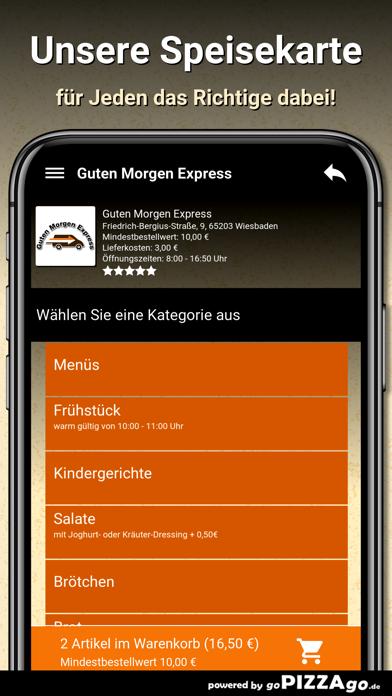 Guten Morgen Express Wiesbaden screenshot 4