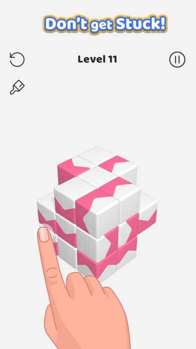 Tap Away 3D screenshot 2