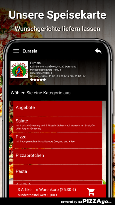Eurasia Dortmund screenshot 4