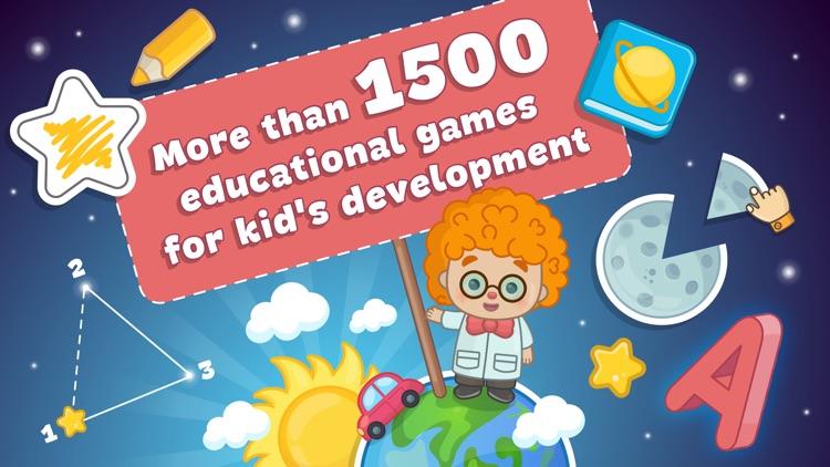 Kids games - Bimi Boo Academy screenshot-0