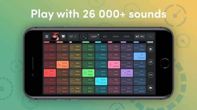 Remixlive - Make Music & Beats screenshot-0