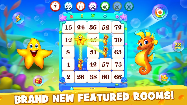 Bingo Wild-BINGO Games Online screenshot-3