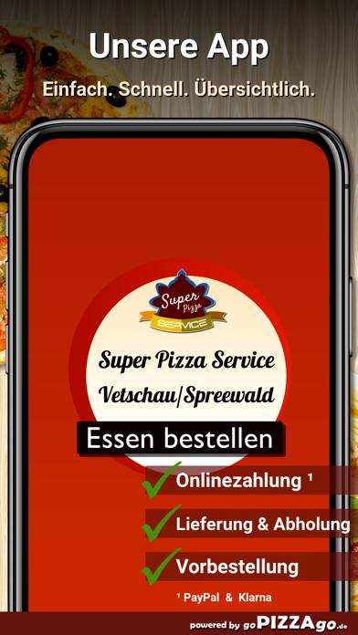 Super Pizza Vetschau/Spreewald screenshot 1