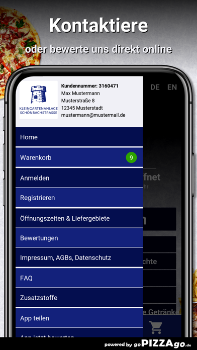 Kleingartenanlage Augsburg screenshot 3