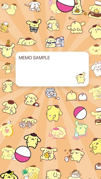 Notepad Sanrio characters screenshot-5