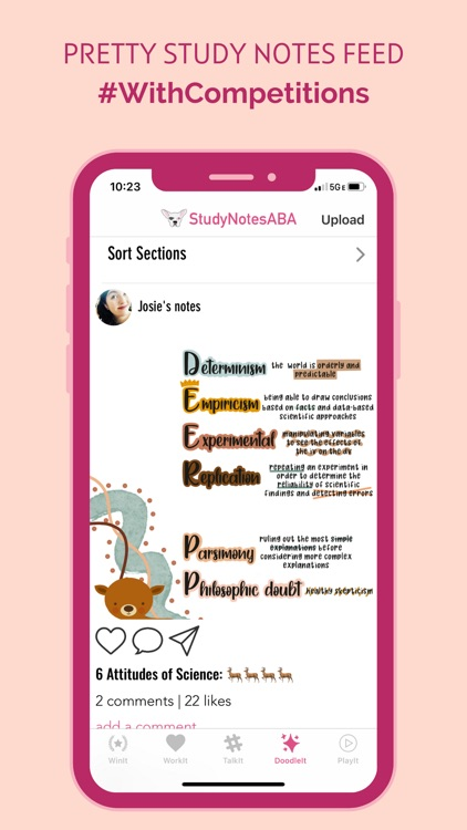 Study Notes ABA screenshot-5