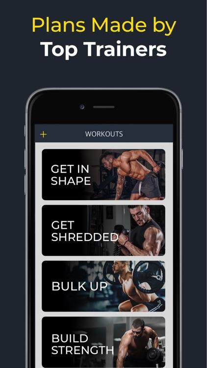 Workout: Gym workout planner screenshot-5
