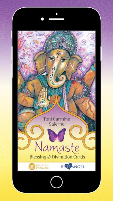 Namaste Blessing & Divination screenshot 1
