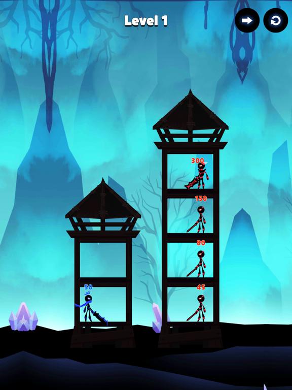 Hero Castle War: タワーアタックのおすすめ画像1