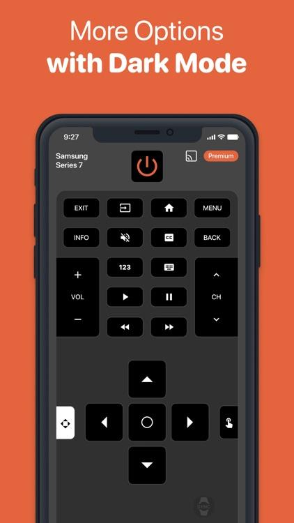 Universal Remote - TV Control screenshot-6
