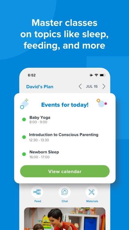 Kinedu: Baby Development Plan screenshot-3