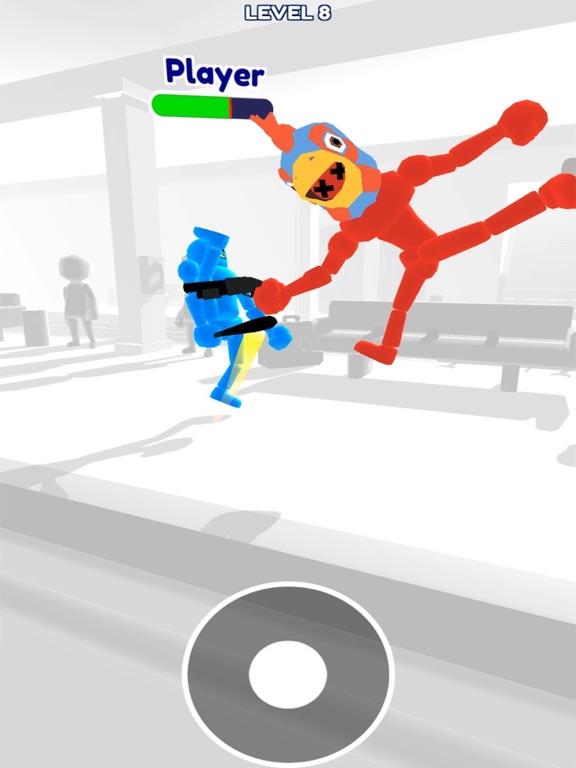 Stickman Ragdoll Fighter screenshot 10