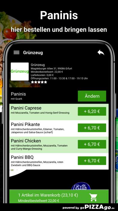 Grünzeug Erfurt screenshot 6