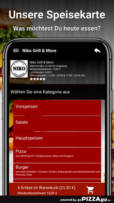 Niko Grill & More Augsburg screenshot 4