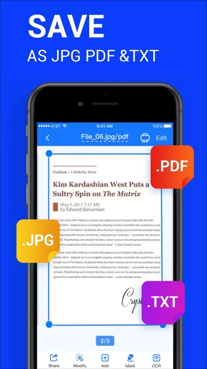 Scanner App : PDF Scanner