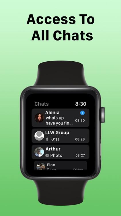 WatchsApp for WhatsApp screenshot-3