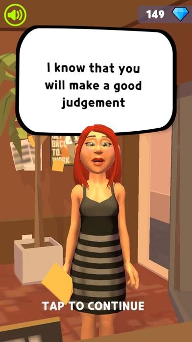 Judge 3D screenshot 1