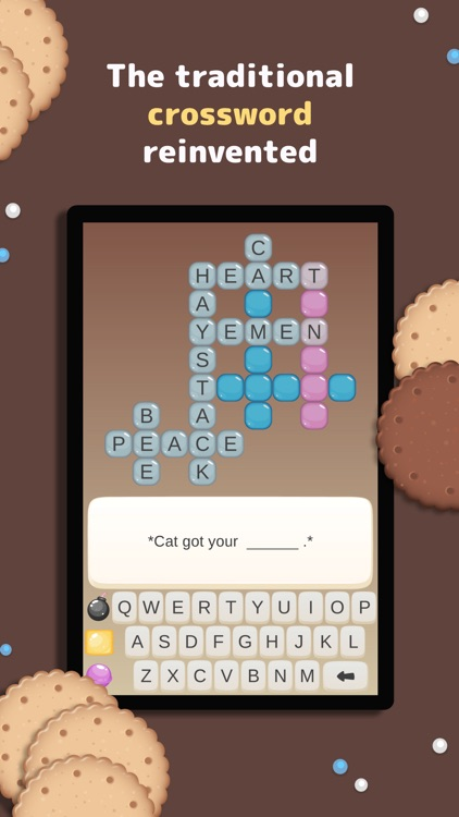 Crossword Pie screenshot-0