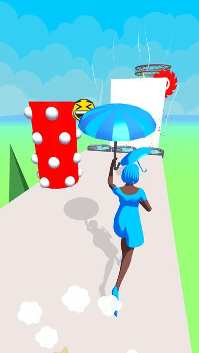 Umbrella Rush screenshot 1