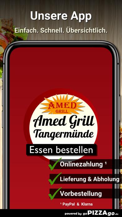 Amed Grill Tangermünde screenshot 1