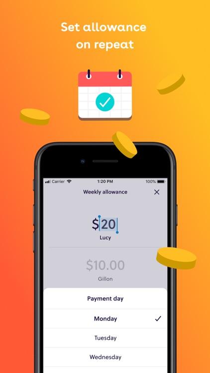 GoHenry: Kids Debit Card & App screenshot-5