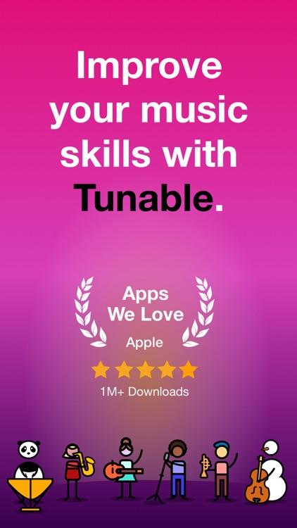Tunable – Tuner & Metronome screenshot-0