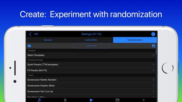 Wotja Pro 21: Generative Music screenshot-7