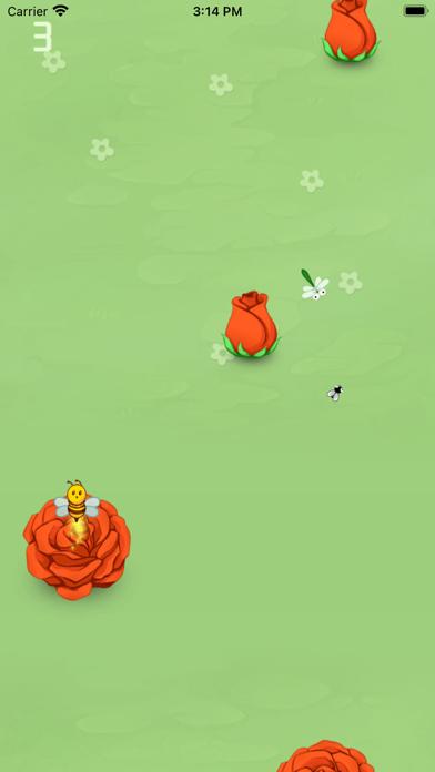 Bees love flowers screenshot 1