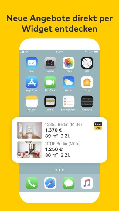 immowelt - ImmobiliensucheScreenshot von 7
