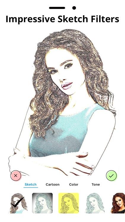 Photo To Sketch - Drawing book screenshot-5