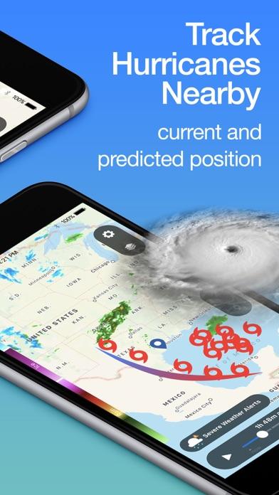 Weather Live Radarのおすすめ画像2