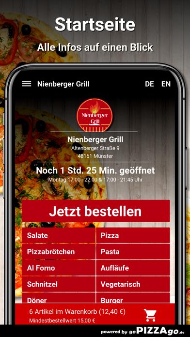 Nienberger Grill Münster screenshot 2