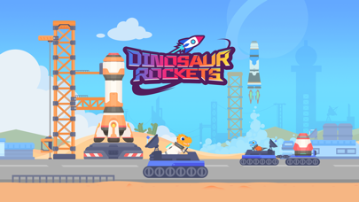 恐竜のロケット: 子供のためのゲーム紹介画像5