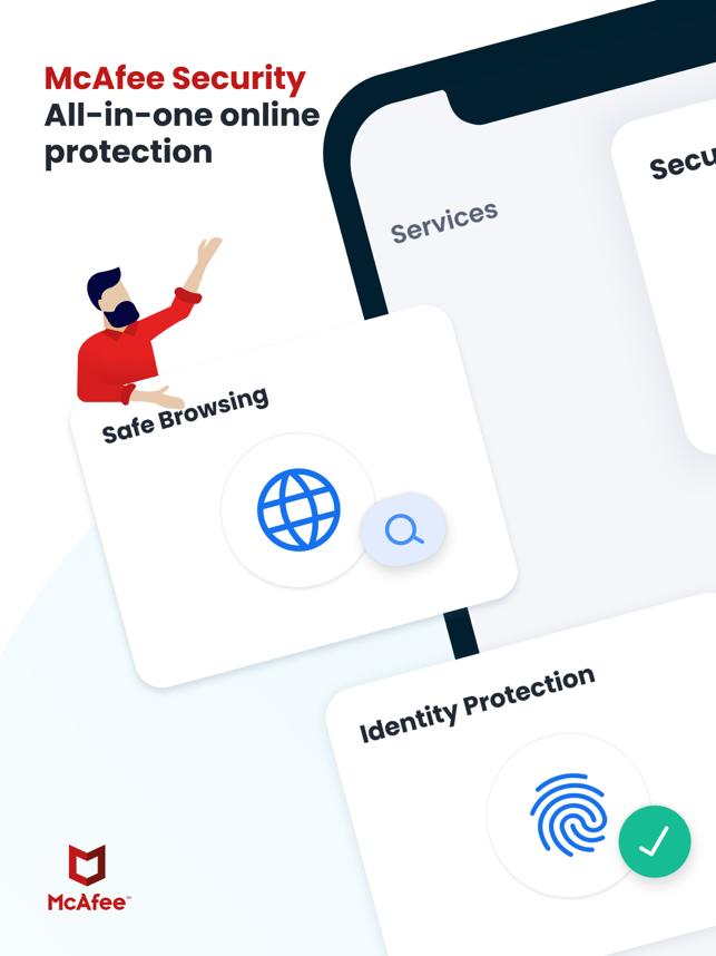 McAfee Security: VPN & Privacy Screenshot