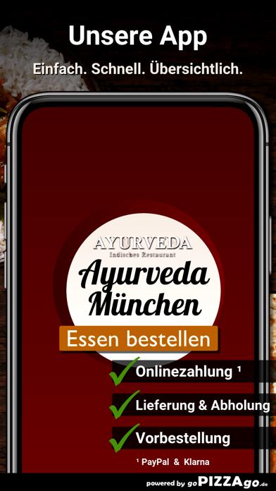 Ayurveda München screenshot 1