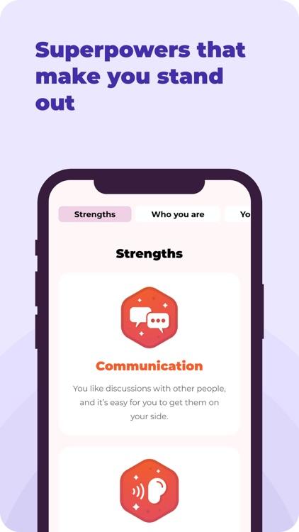 Growmon: Self Evaluation Test screenshot-3