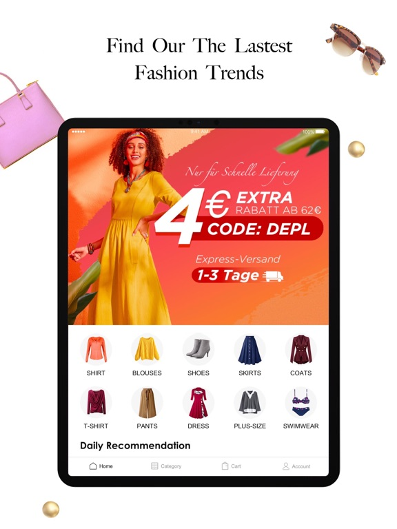 Floryday - Tendance Shopping