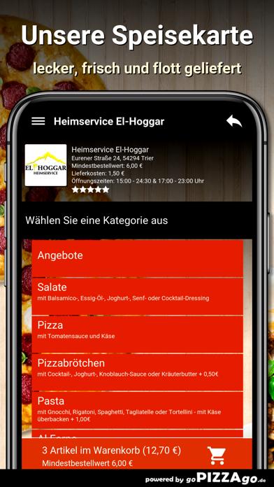Heimservice El-Hoggar Trier screenshot 4