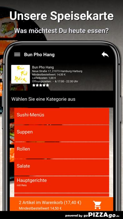 Bun Pho Hang Hamburg Harburg screenshot 4