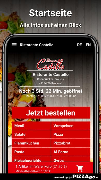Castello Wallenhorst screenshot 3